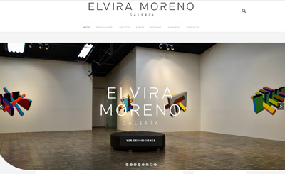 Galeria Elvira Moreno